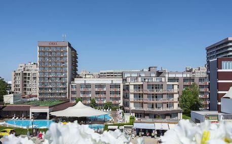 Bulharsko - Slunečné pobřeží letecky na 8-14 dnů, ultra all inclusive