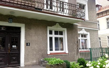 Polsko - Kudowa-Zdrój: Pokoje gościnne KAJA