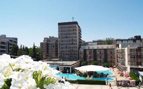 Bulharsko - Slunečné pobřeží letecky na 7-14 dnů, ultra all inclusive