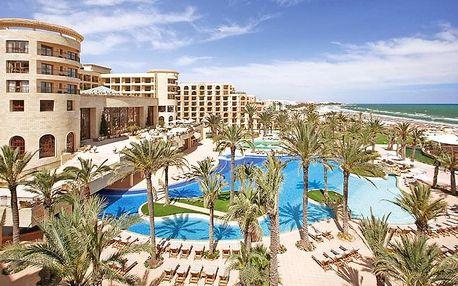 Tunisko - Sousse letecky na 7-15 dnů, strava dle programu