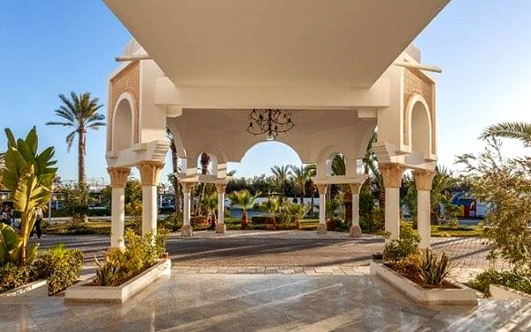 HOTEL HOLIDAY BEACH DJERBA & AQUAPARK, Djerba, Tunisko, Djerba, letecky, all inclusive2