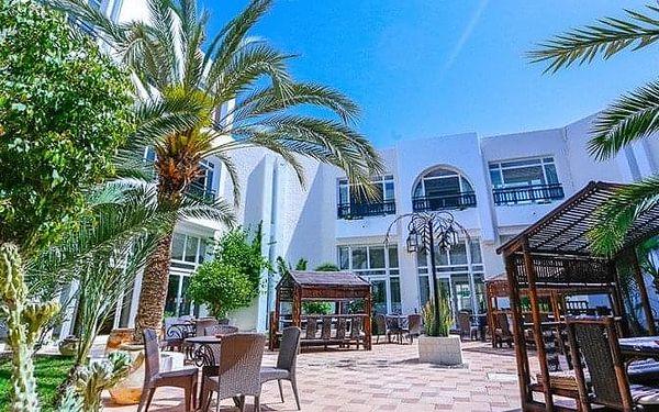 HOTEL ALJAZIRA BEACH & SPA, Djerba, Tunisko, Djerba, letecky, all inclusive3