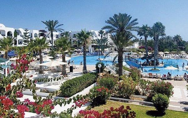 HOTEL SEABEL ALADIN DJERBA, Djerba, Tunisko, Djerba, letecky, all inclusive2