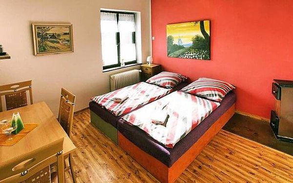 Pobyt ve vybaveném apartmánu s kuchyňkou | 2 osoby | 3 dny (2 noci)3