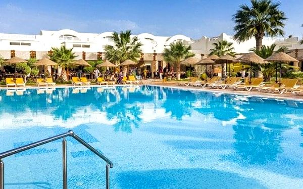 HOTEL CLUB MAGIC LIFE PENELOPE BEACH & AQUAPARK, Djerba, Tunisko, Djerba, letecky, all inclusive4