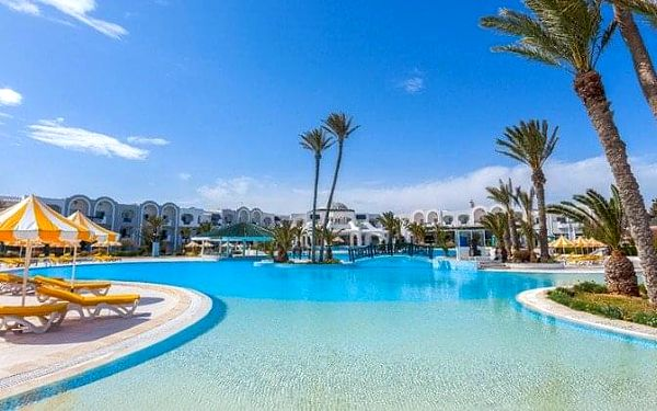 HOTEL HOLIDAY BEACH DJERBA & AQUAPARK, Djerba, Tunisko, Djerba, letecky, all inclusive4