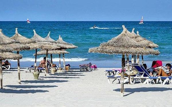 HOTEL WELCOME BAYA BEACH THALASSO & AQUAPARK, Djerba, Tunisko, Djerba, letecky, all inclusive4