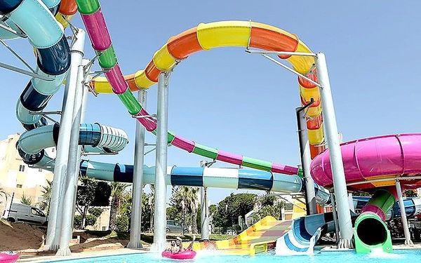 Hotel Lti Mahdia Beach & Aquapark, Tunisko pevnina, letecky, strava dle programu4