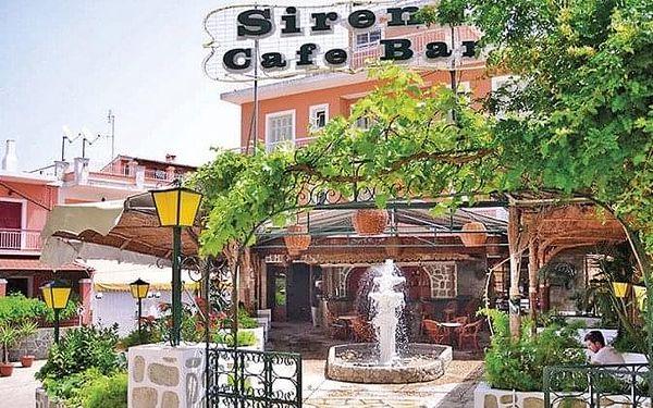 HOTEL SIRENA BEACH, Korfu, Řecko, Korfu, letecky, snídaně v ceně2