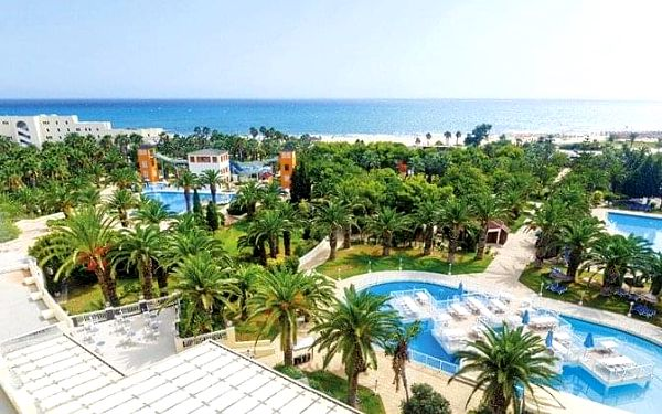 MAGIC HOTEL MANAR & AQUAPARK, Hammamet, Tunisko, Hammamet, letecky, all inclusive2