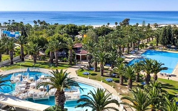MAGIC HOTEL MANAR & AQUAPARK, Hammamet, Tunisko, Hammamet, letecky, all inclusive3