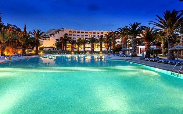 MAGIC HOTEL MANAR & AQUAPARK, Hammamet, Tunisko, Hammamet, letecky, all inclusive4