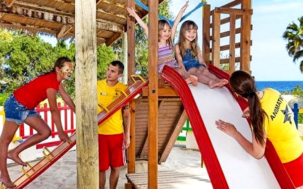 MAGIC HOTEL MANAR & AQUAPARK, Hammamet, Tunisko, Hammamet, letecky, all inclusive5
