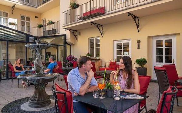 Elegantní hotel na Starém Městě u Karlova mostu 3 dny / 2 noci, 2 os., snídaně3