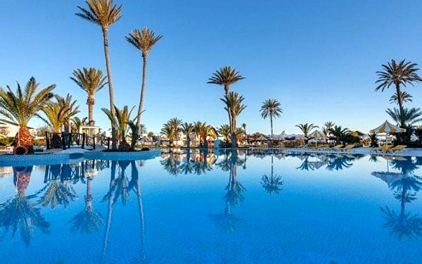 HOTEL HOLIDAY BEACH DJERBA & AQUAPARK, Djerba, Tunisko, Djerba, letecky, all inclusive5