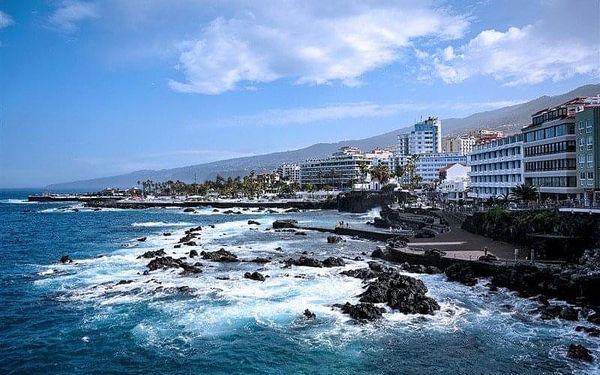Hotel Maritim Tenerife, Tenerife, Kanárské ostrovy, Tenerife, letecky, polopenze5