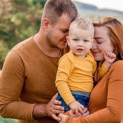 Focení pro rodiny, páry, těhotné i portrétní fotografie