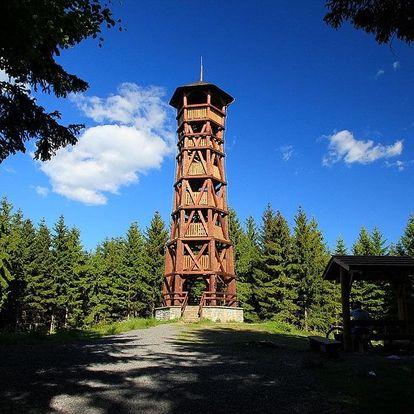 Velké Karlovice, Wellness hotel Horal*** s nádherným výhledem do údolí