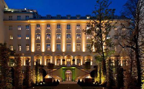 Noc v luxusu s wellness i romantickou večeří v hotelu Grand Mark v Praze