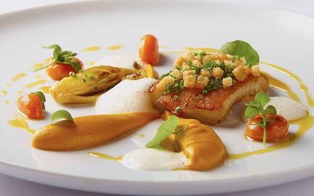 Dárkové poukazy v hodnotě 1 000, 1 500 a 2 000 Kč do restaurace Le Grill v Praze