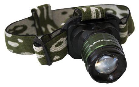 Čelovka MAXBIKE zoomovací JY-9011 - nabíjecí