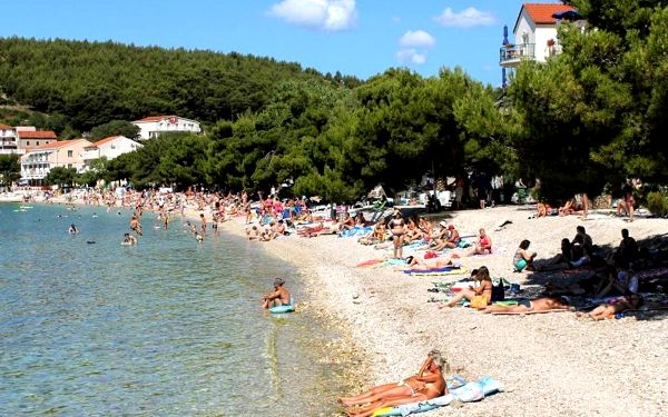 Apartments by the sea Drvenik Donja vala, Makarska - 2732