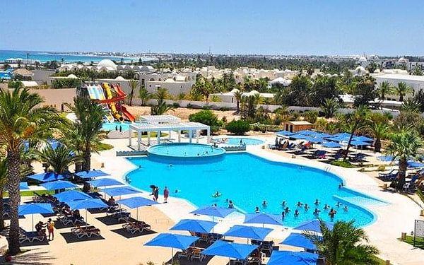 HOTEL BAKOUR SPLASH BY CHECKIN, Djerba, Tunisko, Djerba, letecky, all inclusive2