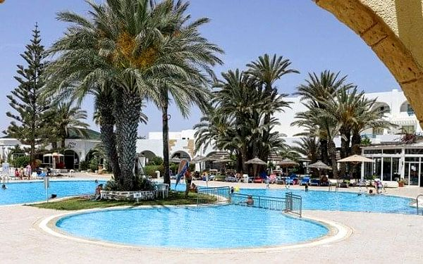 HOTEL GOLF BEACH DJERBA, Djerba, Tunisko, Djerba, letecky, all inclusive2