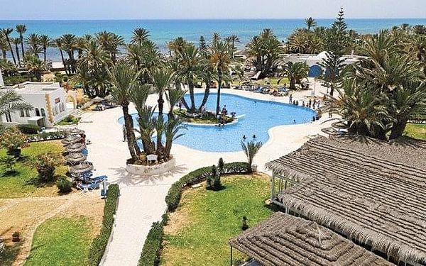 HOTEL GOLF BEACH DJERBA, Djerba, Tunisko, Djerba, letecky, all inclusive3