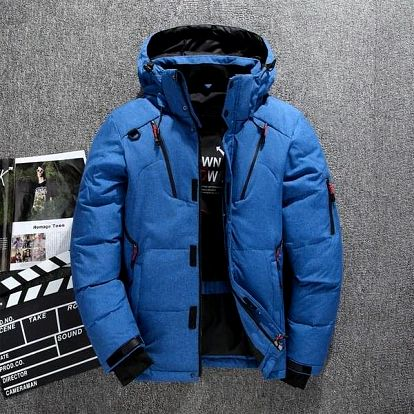 Pánská zimní bunda Pacho