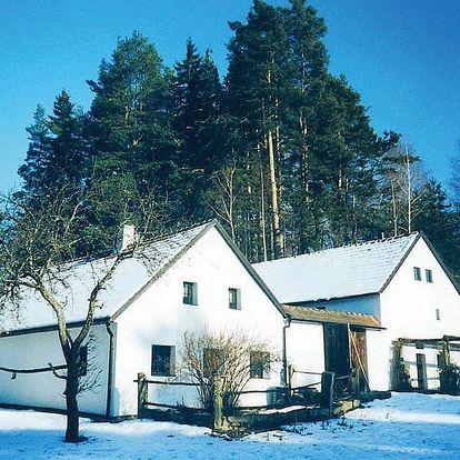 Jihočeský kraj: Holiday Home Benešov nad Černou