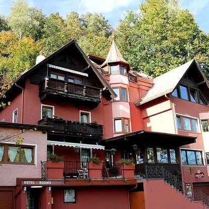 Rakouské Alpy: B&B Hotel Heimgartl