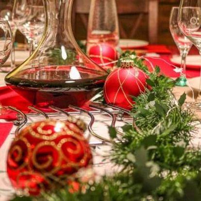 Praha: Advent, Vánoce i Silvestr v Hotelu Olšanka **** s neomezeným wellness + snídaně a romantická večeře