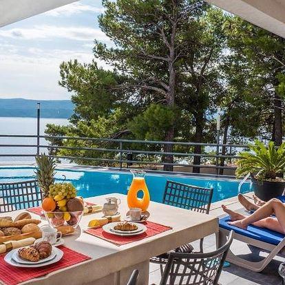 Chorvatsko, Omiš: Villa Marina