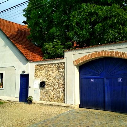 Třeboňsko: Apartments Modrá Vrata