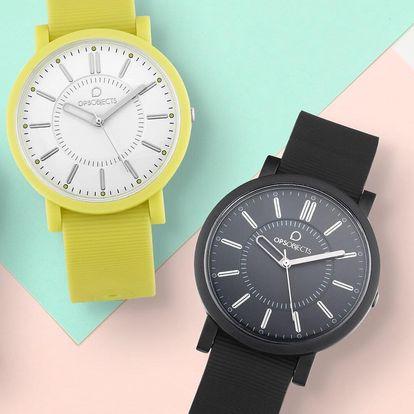 Unisex hodinky OPS! se strojkem quartz: 10 barev