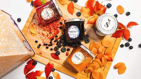 Poctivé české marmelády, džemy i čatní Šafránka