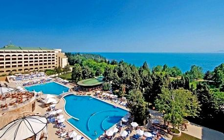 Bulharsko - Nesebar na 6-15 dnů, all inclusive