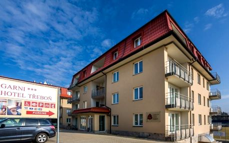 Třeboňsko: Garni Hotel Třeboň