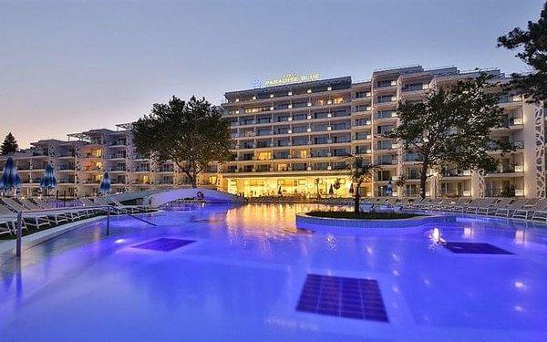 Hotel Maritim Hotel Paradise Blue Albena, Albena, Bulharsko, Albena, letecky, polopenze2