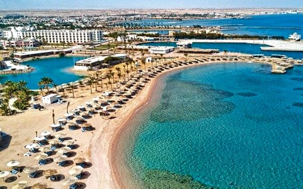 HOTEL EMERALD RESORT & AQUAPARK, Hurghada, Egypt, Hurghada, letecky, all inclusive2