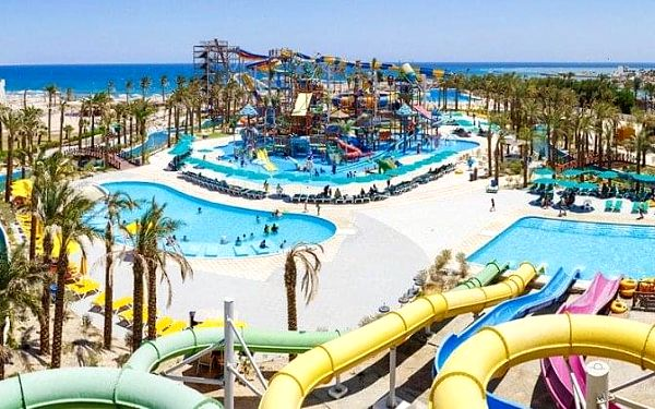 HOTEL EMERALD RESORT & AQUAPARK, Hurghada, Egypt, Hurghada, letecky, all inclusive4