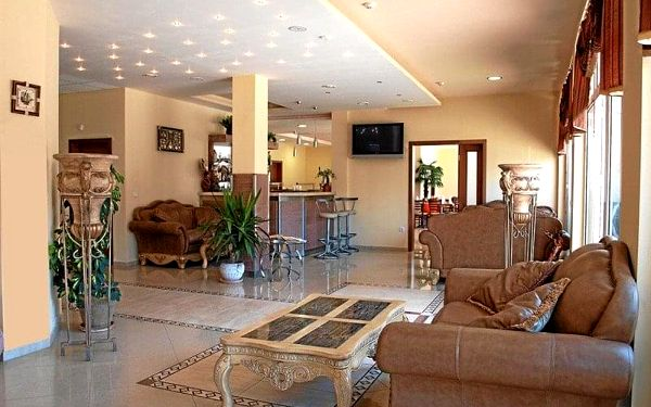 Hotel Black Sea, Obzor, Bulharsko, Obzor, vlastní doprava, snídaně v ceně3