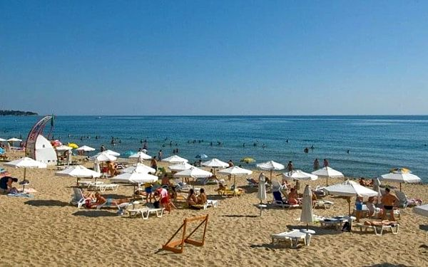 Bulharsko - Obzor na 5-22 dnů