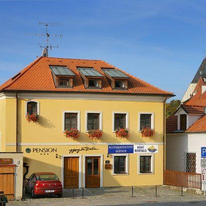 Jižní Čechy: Hotel Garni Myší Díra