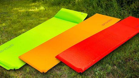 Samonafukovací karimatky Spokey ve 4 barvách