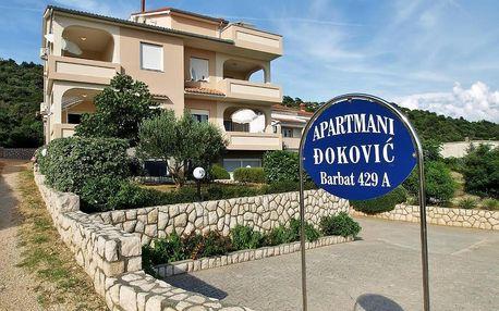 Chorvatsko, Rab: Apartments Đoković
