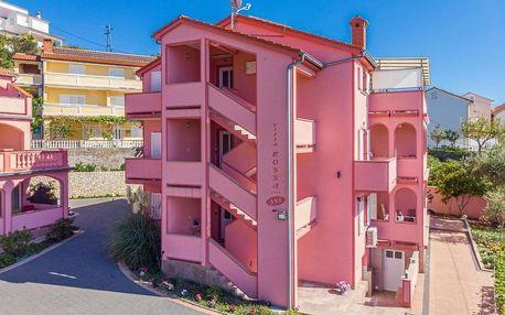 Chorvatsko, Rab: Villa Rossa Apartments