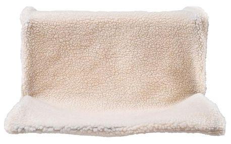 Závěsné odpočívadlo na topení pro kočky Relax, 43 x 30 x 25 cm