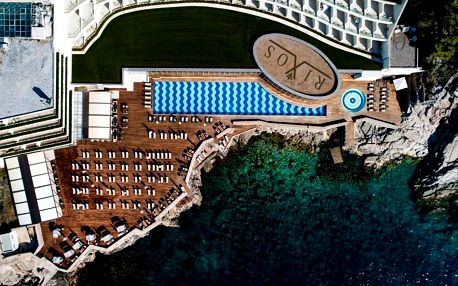 Chorvatsko, Dubrovník: Rixos Premium Dubrovnik